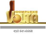 Salon de quilles Complexe Volta - Boucherville