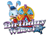 logo Birthday Wheel