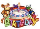 logo Birthday