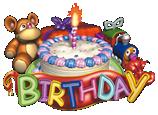 logo Birthday