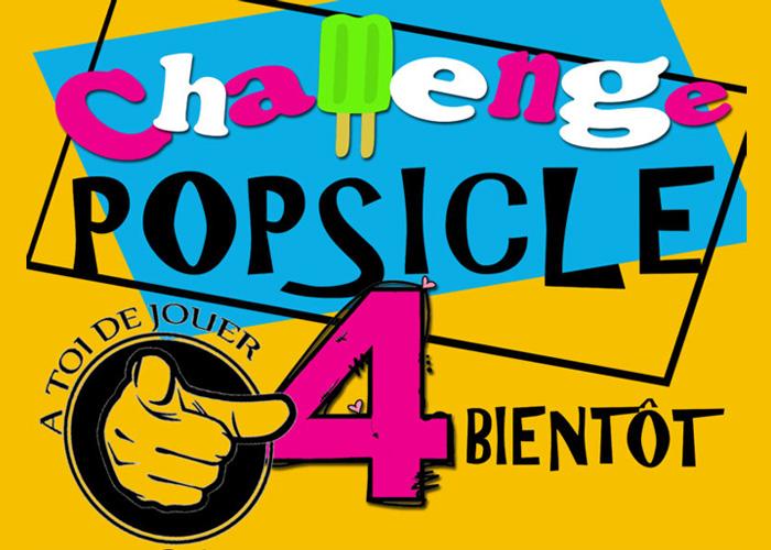 Challenge Popsicle Une